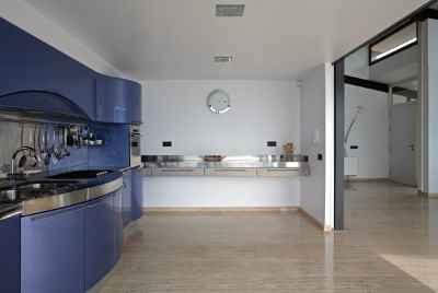 Villa design avec vue sur la mer sur la Costa Brava